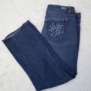 Paige jeans Mandeville canyon bootcut 16w